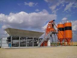 Быстромонтируемый бетонный завод F-90 (90 м3/ч) Швеция - фото 5