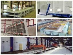 Оборудование для изготовления бетонных стеновых панелей, ЖБ - фото 2