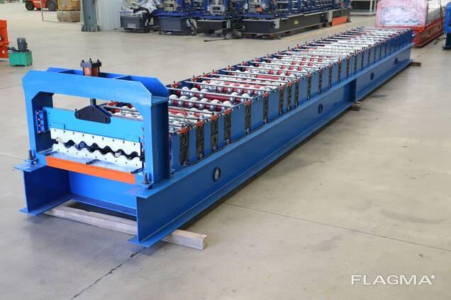 1125 máquina formadora de telha