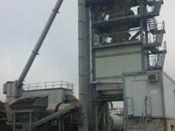 Б/У Стационарный асфальтный завод Ammann 200 т/ч 2007 г. в