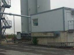 Б/У Стационарный асфальтный завод Ammann 200 т/ч 2007 г. в - фото 3