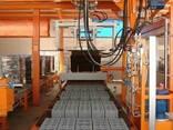 Блок-машина для производства тротуарной плитки U-1500 Швеция - фото 6