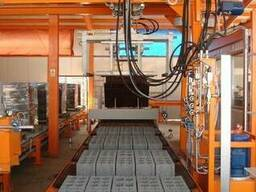 Блок-линия для производства тротуарной плитки U-1000 Швеция - фото 7