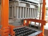 Блок-машина для производства тротуарной плитки U-1500 Швеция - фото 7