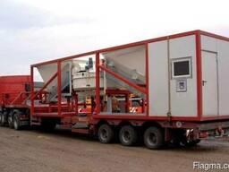 Мобильный Бетонный завод SUMAB K-30 (30 м3/ч) Швеция - фото 5