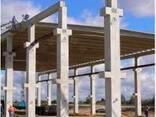 Оборудование для производства бетонных колонн большой длины - фото 1