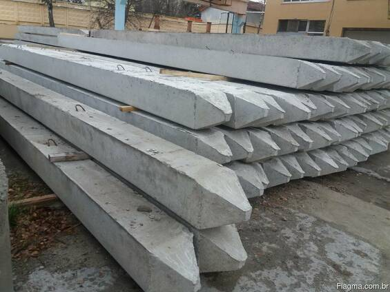 Оборудование для производства ЖБИ, столбов, свай.