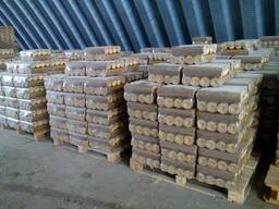 Продам топливные Брикеты Нестро (сосна) / Sell fuel briquettes Nestro (pine tree) Укра