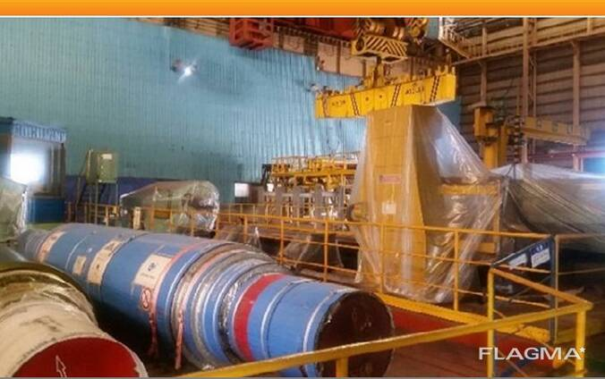 Sell 4100mm Hot Plate Rolling Mill for Steel Production Original Manufacturing Year: 1973