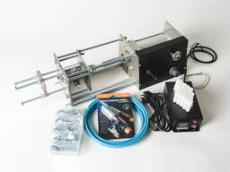 machine for repair of ball joints and steering tipsSJR 3