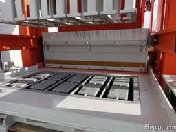 Вибропресс для производства тротуарной плитки, бордюров R300 - фото 5