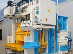 Блок машина Мобильный для производства бордюров, блоков Е 12