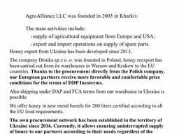 Wholesale honey from Ukraine - фото 3
